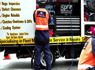 truck fleet repairs sydney, truck fleet service sydney, fleet truck repairs sydney