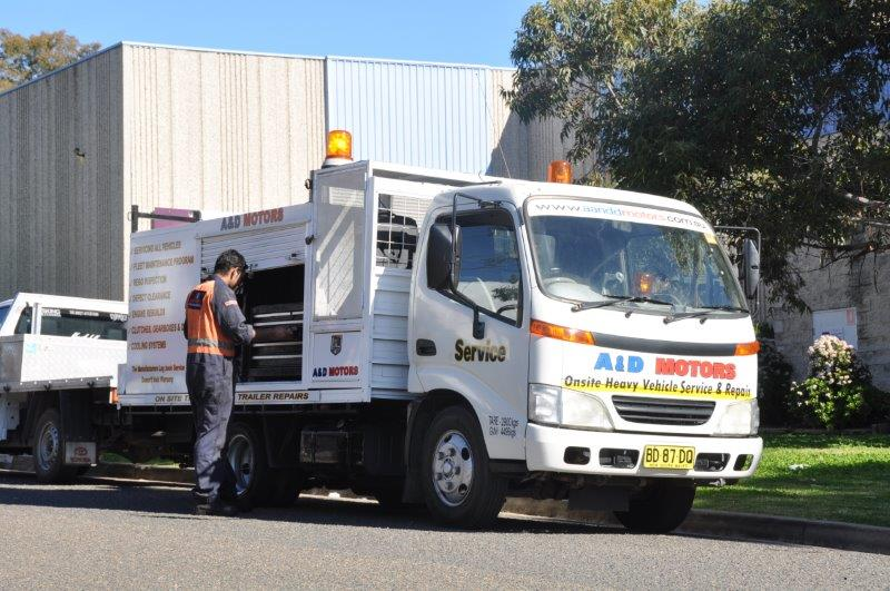 truck repairs sydney, mobile truck mechanic sydney, mobile mechanic truck sydney